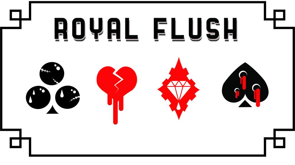 ROYAL FLUSHtitle2