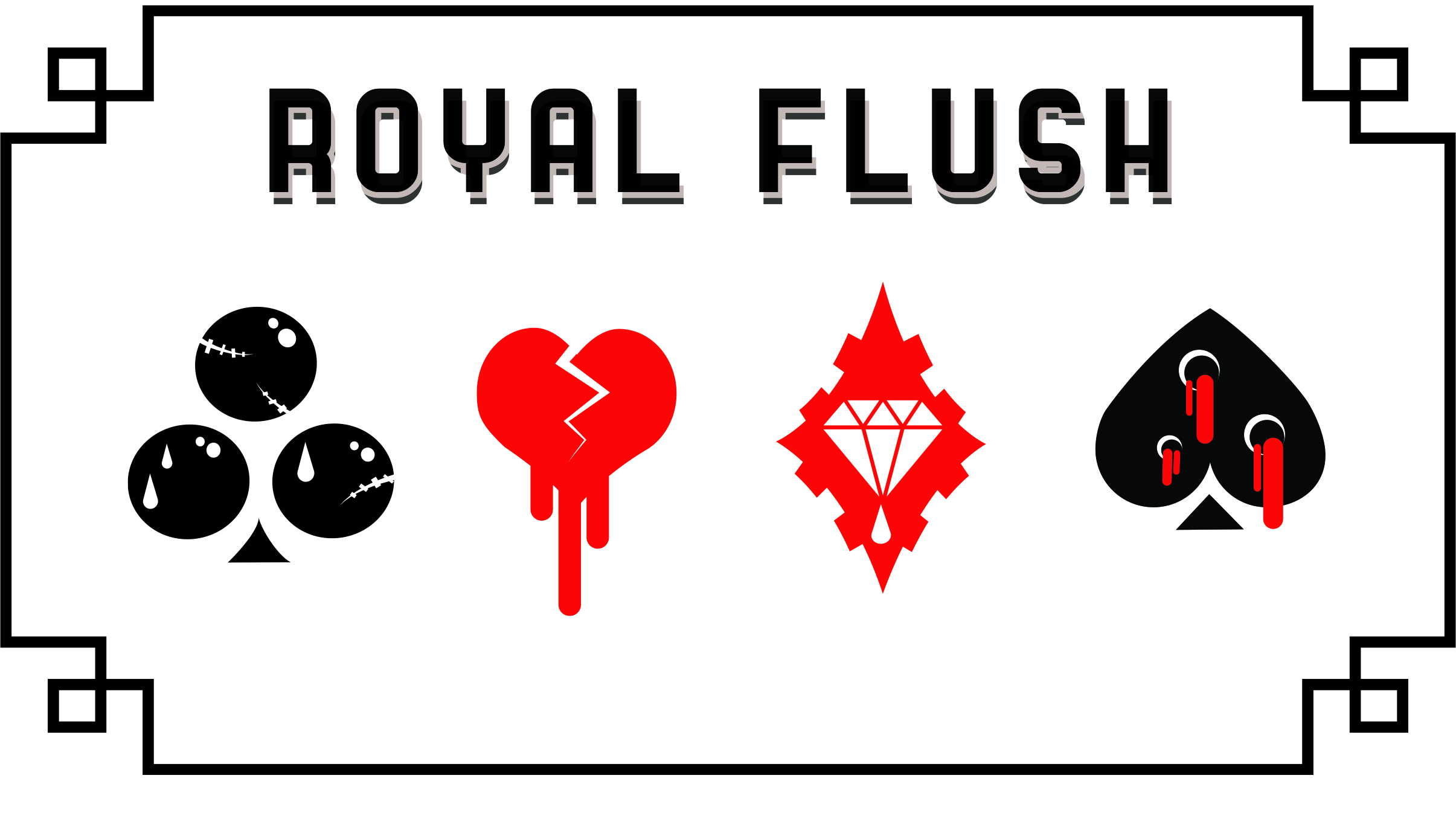 ROYAL FLUSHtitle2